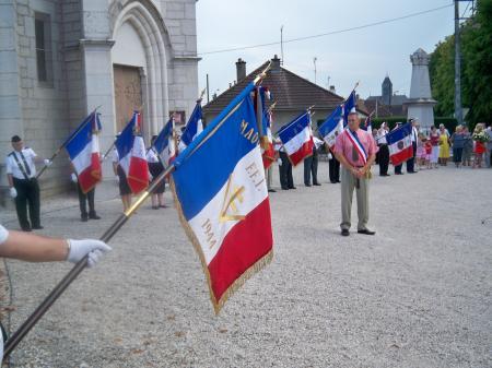 21 Aout 2012 - 68eme commémoration de la nuit du 21 aout 1944