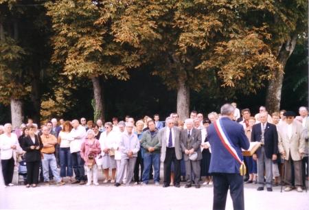 61ème Commémoration du 21 aout 1944