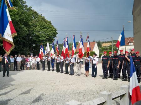 67ème commémoration du 21 aout 1944